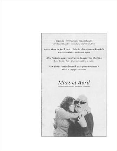 Livre gratuits en ligne Mars et Avril tome 1 pdf