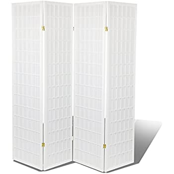Amazoncom High Quality Oriental Room Divider Hardood Shoji Screen