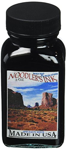 Noodlers Ink 3 Oz Navajo Turquoise (Navajo Turquoise)
