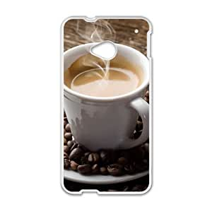 Fashion Starbucks Ice Coffee Plastic Hard Custom case cover for HTC One M7