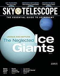 Sky & Telescope is a science magazine for the space, star and astronomy enthusiast, as well as the occasional stargazer.