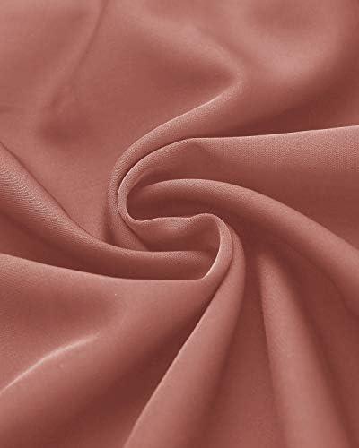 ZANZEA Vestidos Mujer Verano Casual Tops Cortos Tallas Grandes Manga Larga Blusa Playa Fiesta Fuera Hombro Camisetas Encaje Rosa XXL