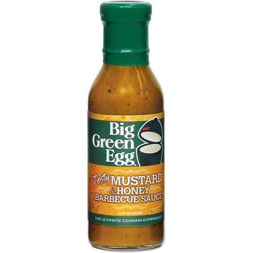 Big Green Egg BBQ Sauce, Zesty Mustard & Honey