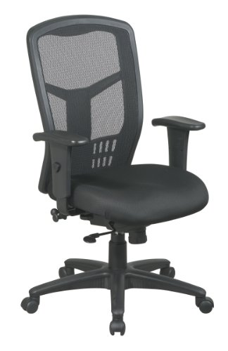 (High Back Managers Chair with ProGrid Back)
