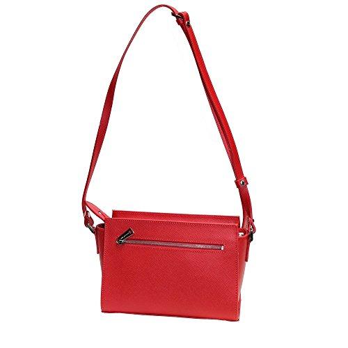 Lancaster Adèle Shoulder Bag red