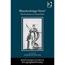 [(Bluestockings Now!: The Evolution of a Social Role)] [Author: Deborah Heller] published on (May, 2015)