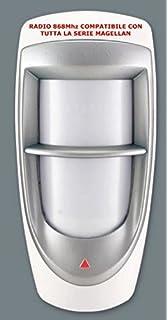 PMD85W-86 PARADOX SECURITY Sistema de alarma antirrobo detectores volumétrico