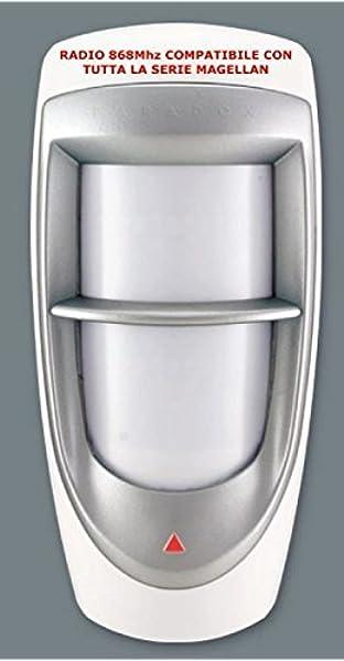 PMD85W-86 PARADOX SECURITY Sistema de alarma antirrobo ...