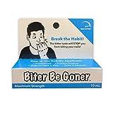 Stop Nail Biting | Nail Biting Deterrent | No Fumes | Not Glossy | Biter Be Goner, 0.3 oz