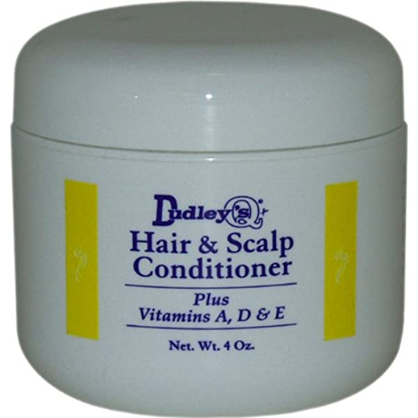 Amazon Com Dudley S Hair And Scalp Conditioner 4 Ounce Standard Hair Conditioners Beauty
