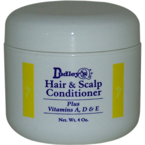 Price comparison product image Dudley's Hair and Scalp Conditioner, 4 Ounce