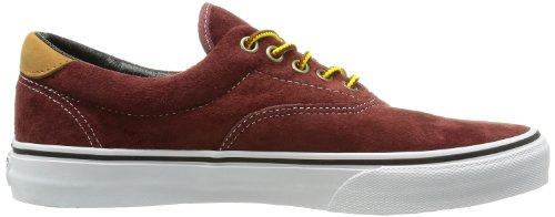 Vans Mens Era 59 Gris Mocka Låg Top Sneaker - Andorra