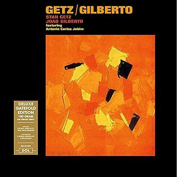 Getz / Gilberto Lp : Stan Getz & Joao Gilberto: Amazon.es: Música