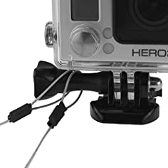 cable acero action cam