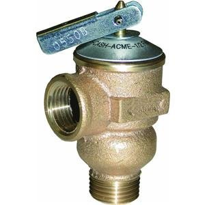 Cash Acme Pressure Relief Valve (16127) from Cash Acme Div. of Reliance Ww