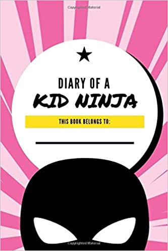 Amazon.com: Diary of a Kid Ninja (Drawing and Writing ...