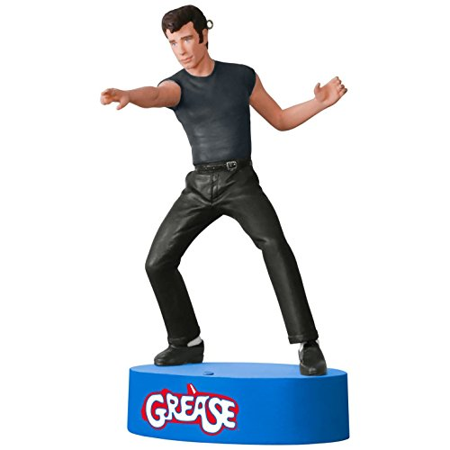 Hallmark Keepsake 2017 Grease You're the One That I Want Christmas Ornament With Music