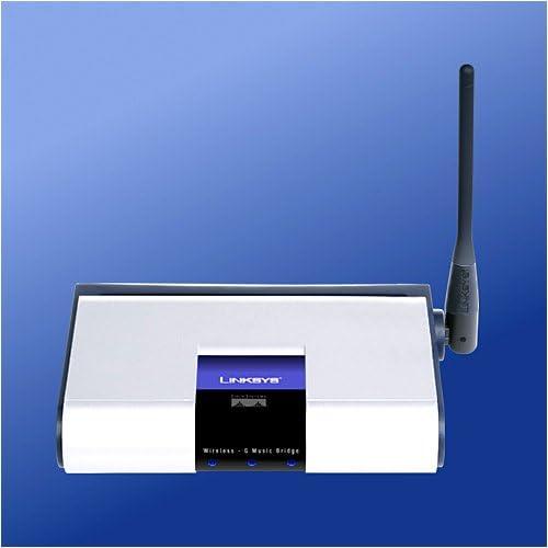 IMO Linksys WMB54G Refurb Wireless-g Music Bridge No Rtns
