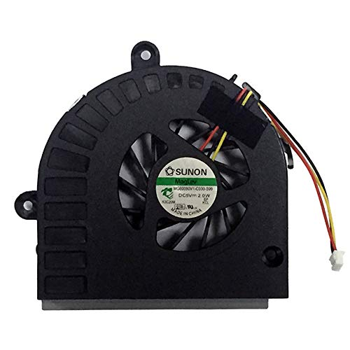 New CPU Cooling Fan For Acer Aspire 5250 5253 DC2800092S0 MF60120V1-C040-G99 Series Laptop