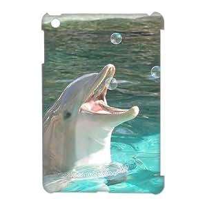 Fggcc Dolphins Durable Case for 3D Ipad Mini,Dolphins Ipad Mini Phone Case (pattern 2)