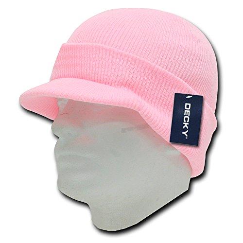 Rosa Color Hombre para Gorro n Decky Jeep a Talla 7Rqg1xaW