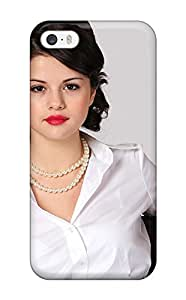 DPatrick Case Cover For Iphone 5/5s - Retailer Packaging Selena Gomez 5 Protective Case
