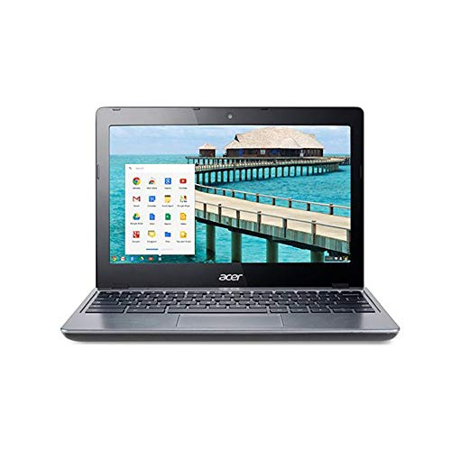 Acer 11.6 inches Chromebook Laptop 2GB 16GB | C720-2802 (Renewed)