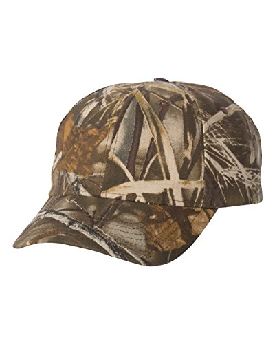 Advantage Camo Fabric (Kati - Advantage Camouflage Cap - AD10 - Adjustable - Realtree Max4)