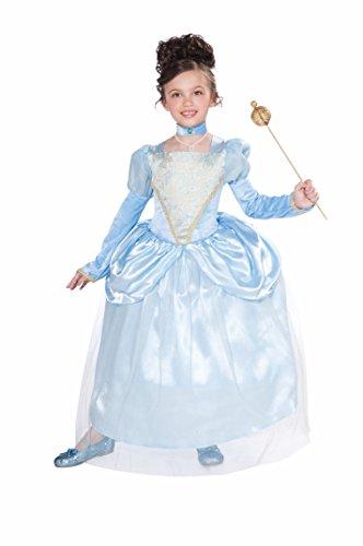 Forum Novelties Designer Collection Deluxe Princess Marie Costume, Child Medium