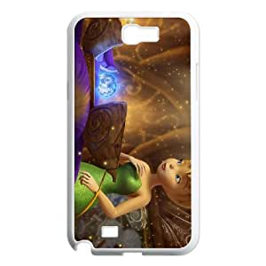 Tinker Bell and the Lost Treasure Character Blaze Samsung Galaxy N2 7100 Cell Phone Case White MUS9177978