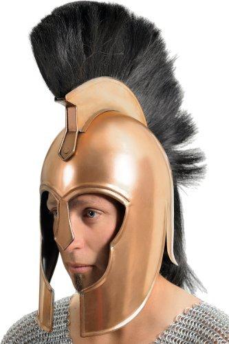 Roman Warrior Helmet - Copper/Black by NAUTICALMART [並行輸入品]   B01CPQ0GQO