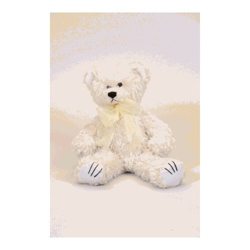 Aromatherapy White Curly Teddy (Curly Teddy)