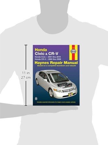 honda civic 2005 service manual pdf