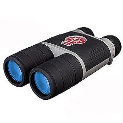 ATN BinoX-HD 4-16x/65mm Smart Day & Night Smart HD Binocular w/1080p Video, Geotagging Rangefinder, WiFi, E-Compass, E-Zoom, 3D Gyroscope, IOS & Android Apps