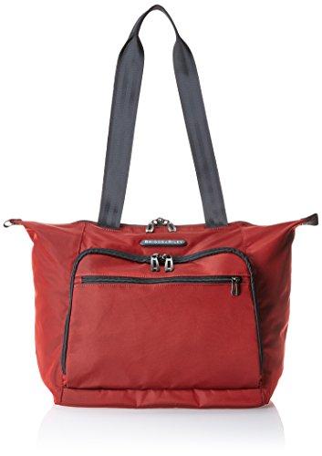 Briggs & Riley Shopping Tote, Crimson, One Size -
