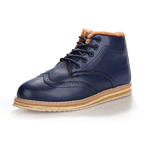 Añadir Martin botas, cachemira caliente Hi/Calzado deportivo casual A