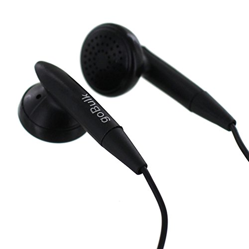 50 Quantity Pack - goBulk Stereo Earbud (Neodymium Speaker) by Tok Tok Designs