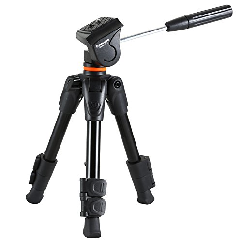 VANGUARD Espod CX 1 Tabletop Tripod (Black) by Vanguard