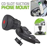 Best CELLET Hands Free Cell Phone Devices - Cellet CD Slot Suction Smartphone Holder Compatible Review