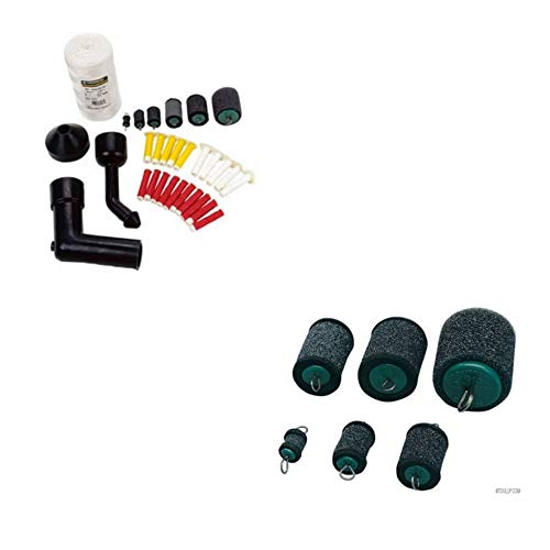 Greenlee 392 Power Fishing System Acsy Kit & Greenlee S2613 Conduit Piston Pack