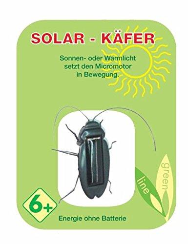 Weico prodotti 79012–Coccinella Solar, Action Figure Weico Produkte