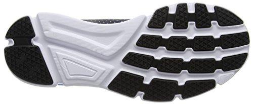 Under Armour Men's Ua Micro G Speed Swift 2 Running Shoes, BTN/Ubl/WHT, M US Black (Black 002)