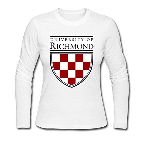 Women Richmond university Logo Long Sleeve T Shirt