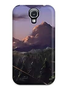 7675761K63122291 For Galaxy S4 Fashion Design Touhou Case