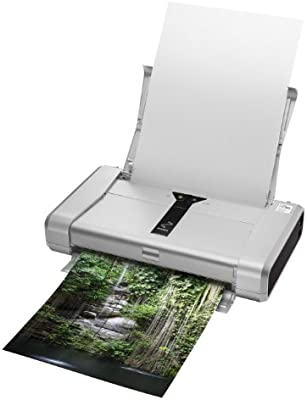 Canon PIXMA iP100 - Impresora de Tinta (9600 x 2400 dpi, 15 ppm ...