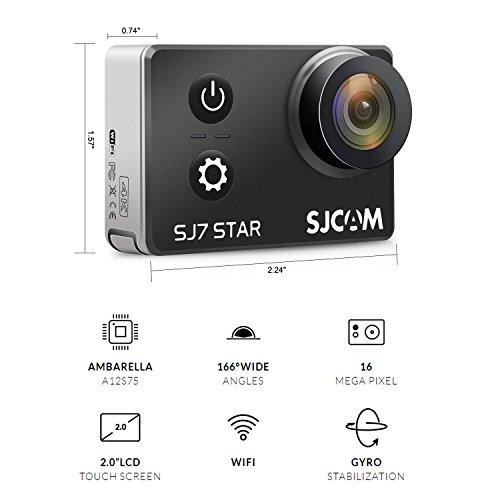 SJCAM SJ7 STAR 4K HD WIFI Action Camera 2