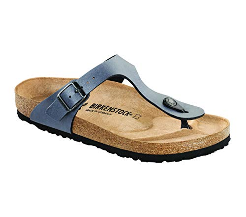 (Birkenstock Women's GIzeh Thong Sandal, Onyx, 40 M EU/9-9.5 B(M) US)