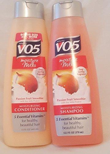 Vo5 Herbal Escapes Moisture Milks Strengthening Shampoo & Conditioner Set