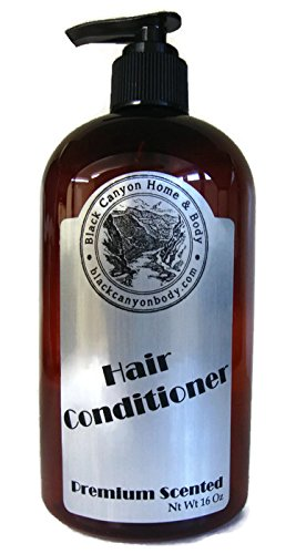Black Canyon Home and Body Hair Conditioner, Invigor Coconut Lime Verbena, 16 oz by Black Canyon Home and Body