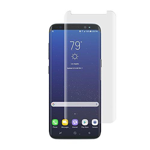 Incipio Incipio Screen Protector (Incipio PLEX Plus Shield Edge Tempered Glass Screen Protector for Samsung Galaxy S8+)